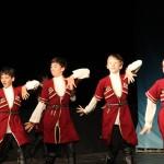 В конкурсном показе композиций групп и солистов «Show Case» 24 июля принял участие и танцевальный коллектив из Республики Серерная Осетия-Алания «Маленький Джигит», гастролировавший по югу Италии