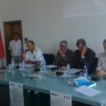 Конференция была посвящена памяти трагической гибели российского научного работника Петра Михейчика, спасшего жизнь своей итальянской коллеги в момент столкновения в 2007 году в Сицилийском проливе итальянского исследовательского судна «Тэтис» с панамским контейнеровозом «MSC Элени»