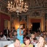 © Фото: Наталия Курчинская-Грассо // Гости из северной столицы продемонстрировали глубокое знание предмета и высокие интеллектуальные способности. И все, кто играл, и кто просто «болел», наверняка, обогатили свои знания об Италии и Сицилии и получили массу удовольствия от общения