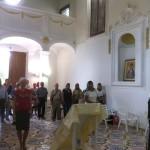На праздник Рождества Пресвятой Богородицы 21 сентября в домовой церкви нашей общины (Palermo, via Sant'Alessandro, 3) собралось 30 человек. Молебен проходил по мирскому чину с чтением Акафиста.