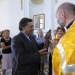 © Фото: Габриеле Лентини | Мэр Орландо отметил в своем приветствии, что предоставление помещения для русской общины отражает важную роль, которую она играет в жизни палермитанского гражданского общества