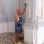 31 августа и 1 сентября 2013 г. представители русской православной общины в Палермо провели субботник и воскресник по уборке помещений храма и прилегающих территорий вокруг него