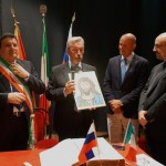 Обсуждались возможности организации взаимовыгодного культурного и экономического сотрудничества городов Италии и России в рамках ассоциации
