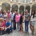 В программе Осенней школы проходили не только лекции и обсуждение развития туризма на Сицилии, но и практические занятия, посещение как всемирно известных памятников Сицилии, так и новых, не столь популярных, объектов культурного наследия