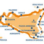 приехать на Сицилию